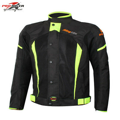 Motorcycle Racing Jacket Pants Suits Motocross Protective Body Armour Clothing