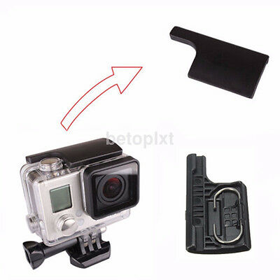 Replacement Waterproof Housing Case Lock Buckle Clip For GoPro Hero 4/3+ FR