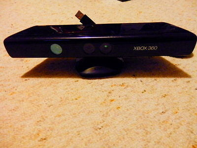 Xbox 360 kinect sensor good working condition
