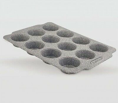 Molde 12 muffin Lifestyle GRANITE