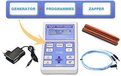 Digital Clark's Zapper with 25 programs