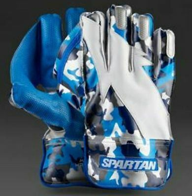 Spartan MSD 7 Warrior Wicket Keeping Gloves+Free Cotton Inner+AU Stock+Free Ship