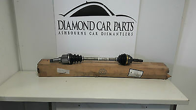 Brand New Genuine Citroen C2/c3 02 To 08 Front Left Driveshaft 3272Fw -Pc