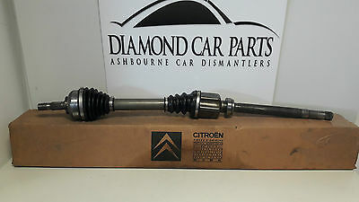 Brand New Genuine Citroen C5 2.d Front Right Driveshaft 3273Ej -Pc