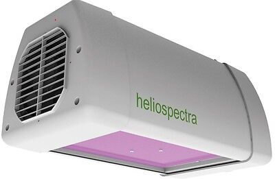 Heliospectra LX601C 630W LED grow light - Fully adjustable spectrum