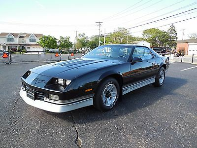 1985 Chevrolet Camaro Z28 1985 Chevy Camaro Z28, 9600 Miles, Incredible Documentation, Museum Quality!