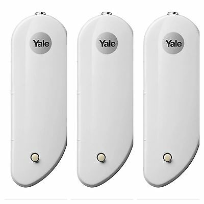 Triple Pack Yale Easy Fit Door and Window Contact KIT EF-DC