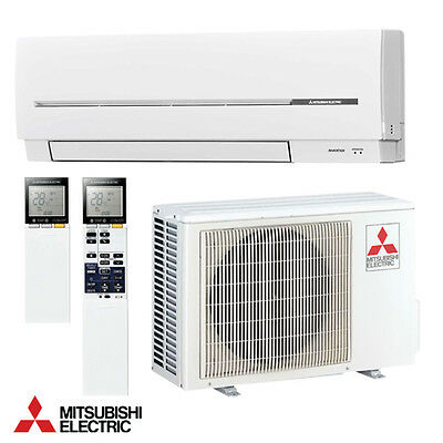 Air conditioner Mitsubishi Electric wechselrichter 12000 btu klimaanlage