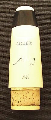 ARB Arbex 3* Clarinet Mouthpiece in Near-Perfect Condition!!