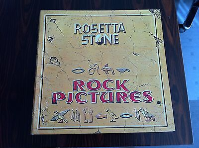 Lp   -    Rosetta Stone  -  Rock Pictures  -