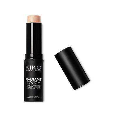 Kiko RADIANT TOUCH GOLD 100 illuminating CREAMY STICK HIGHLIGHTER