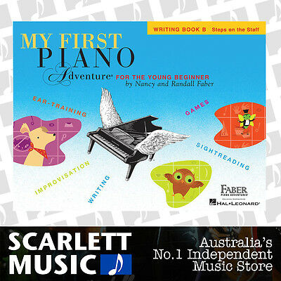 My First Piano Adventure For The Young Beginner - Writing Book B *BRAND NEW*