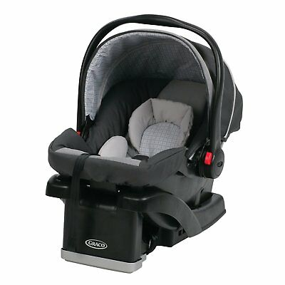 Graco SnugRide 30 Click Connect Baby Infant Car Seat - Glacier (Open Box)
