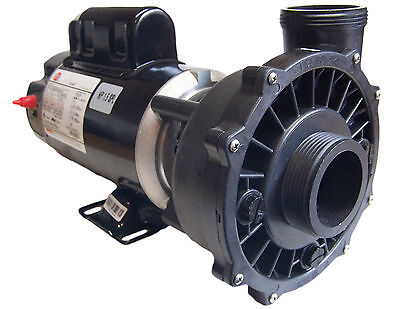 "Waterway Executive 48 Spa Hot Tub Pump, 1.5hp, 2 Speed, 115V., 2"" Side Discharge"
