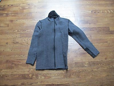 """CP shirt,  gray,new old stock, """"scuba top"""",us made,1991,xs /s"""