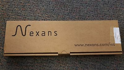 Nexans N808.2111  LANconnect 808 Cat5e Modular Panel Unloaded
