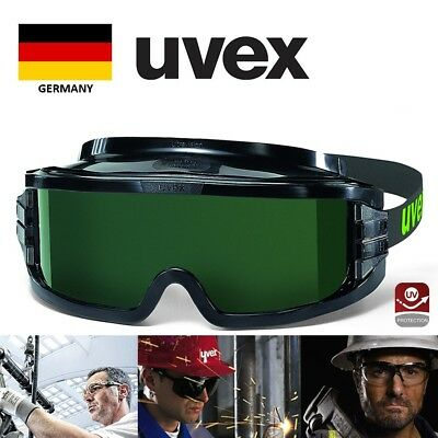 UVEX Ultravision 9301145/245 Ultravision Welding Goggles. Made in Germany