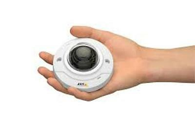 Axis M3025-Ve Network Ip Camera