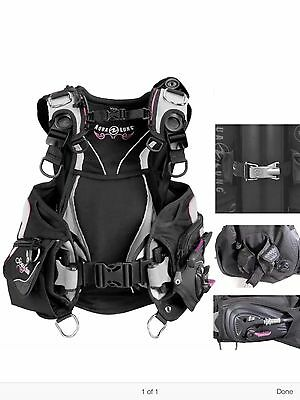 Aqualung Soul i3 Ladies BCD Size ML