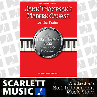 John Thompson's Modern Course For The Piano - Grade 1 ( One / First ) *NEW*