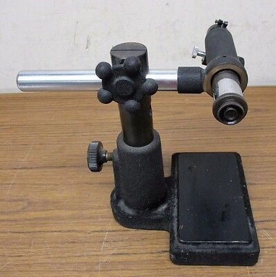 Gaertner Vintage Lab Boom Stand with scope