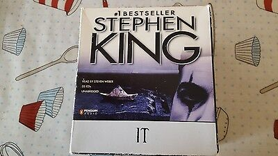 It by Stephen King (CD-Audio)