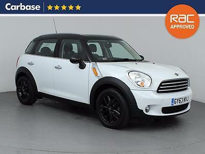 2013 MINI COUNTRYMAN 1.6 Cooper D 5dr