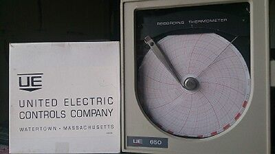 UE Chart recorder (For Autoclave, Market Forge STM series )