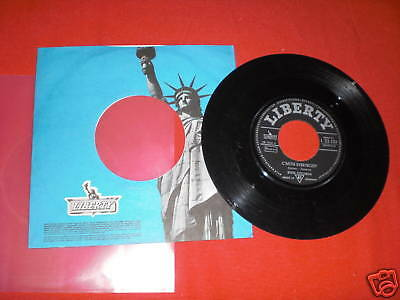 Eddie Cochran C' Mon Everybody Liberty - 7' L 22 225 Vinyl