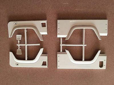 1/10 Kahn Wide Track Arch Body Panel for TRC Defender D90 Body ( Type A )