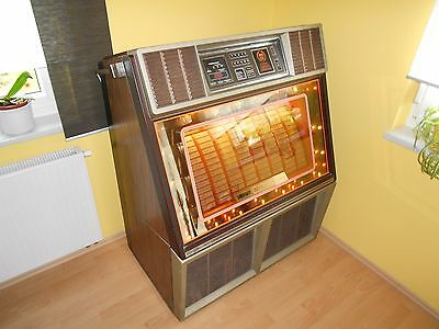 JUKEBOX ROWE AMI R-86 Bj. 1982
