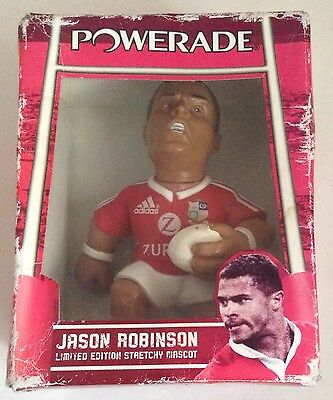 Jason Robinson British and Irish Lions Powerade Figure 2005 New Zealand Tour