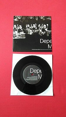 "Depeche mode everything counts in large amounts live mute UK 7"" 1988"