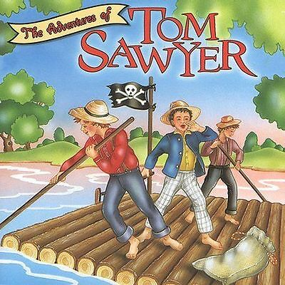 The Adventures of Tom Sawyer [Image] by Various Artists CD NEW SEALED