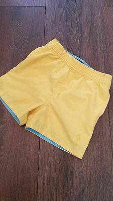 Ralph Lauren Boy Toddler Infant Swim Shorts Trunks 18M 1.5 Years Designer