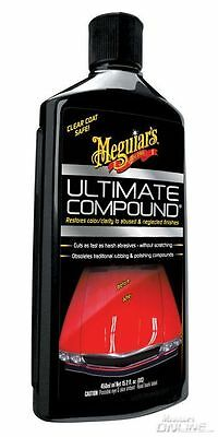 Meguiars Ultimate Compound + Microfibre