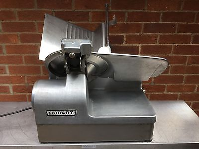 Hobart Commercial Catering Automatic or Manual Meat/Cheese/food slicer.