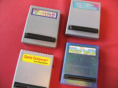 PLAYSTATION PS1 CHEAT PASSWORD CARTRIDGE PARALLEL CART Action Replay x1