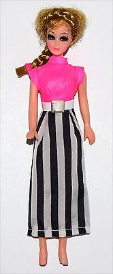 Vintage Topper Dawn Doll with Fashion Clothing! Lot #24