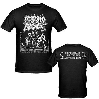 MORBID ANGEL - Abomination Of Desolation - T-SHIRT,Vader, Possessed, Deicide