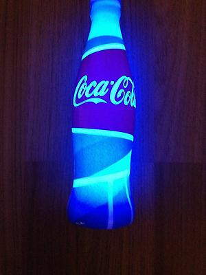 Coca-Cola cool glow lamp (battery operated)
