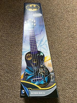 BATMAN ROOFTOPS UKULELE Official DC Comics musical instrument music superhero