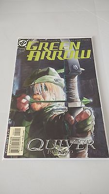 Green Arrow Issue 2 2001