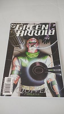 Green Arrow Issue 5 2001