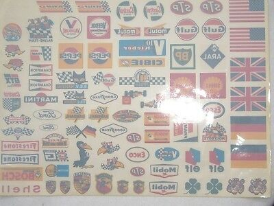 Genuine Original Autocollant Sticker Decal Rc Modelisme Collector / Collection