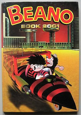 The Beano Book 2001 Very Good Condition Unclipped £6.20