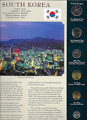 Coins from Around the World South Korea 1983 - 2005 BU UNC 500 Won 2005, 100 '04