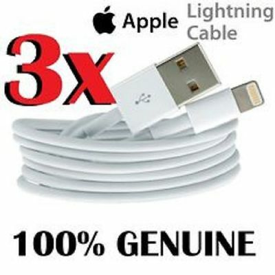 New Apple Lightning Sync Charger USB Data Cable For iPhone 6 5s 5 iPad Air (P3)