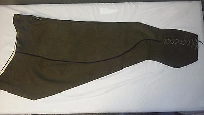 Pre WW2 WWII RCA Canadian Breaches Battledress Trousers