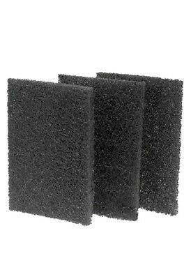 Royal Black Grill Cleaning Pad, Pack of 20, S460/20 New. Free Priority Shipping
